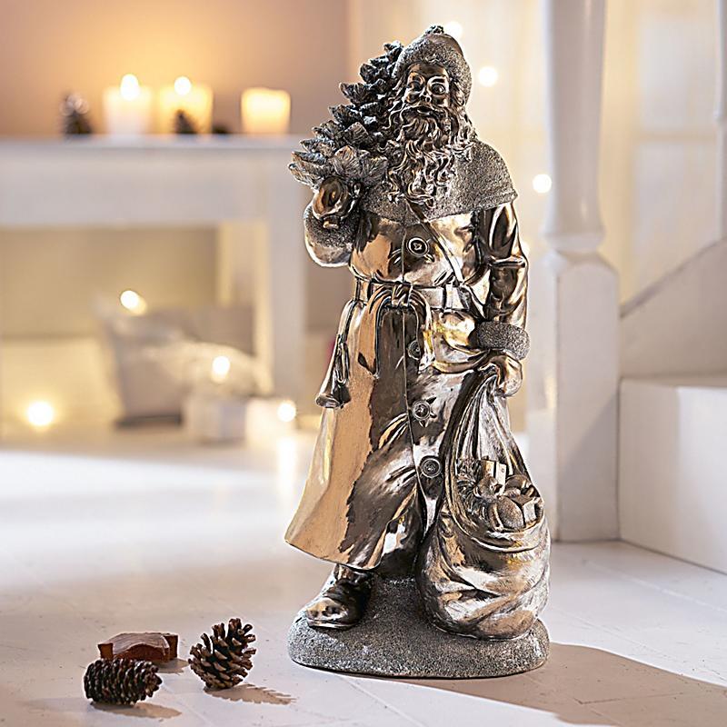 deko figur nostalgie weihnachtsmann bestellen. Black Bedroom Furniture Sets. Home Design Ideas