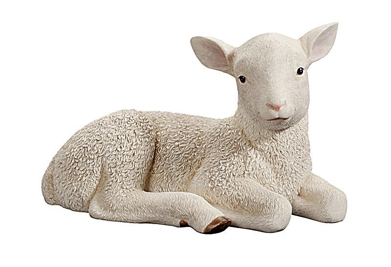 Deko lamm ausf hrung liegend jetzt bei bestellen for Deko bestellen