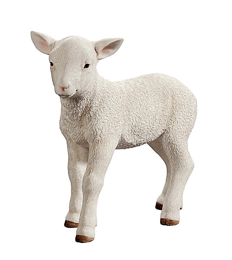 Deko lamm ausf hrung stehend jetzt bei bestellen for Deko bestellen