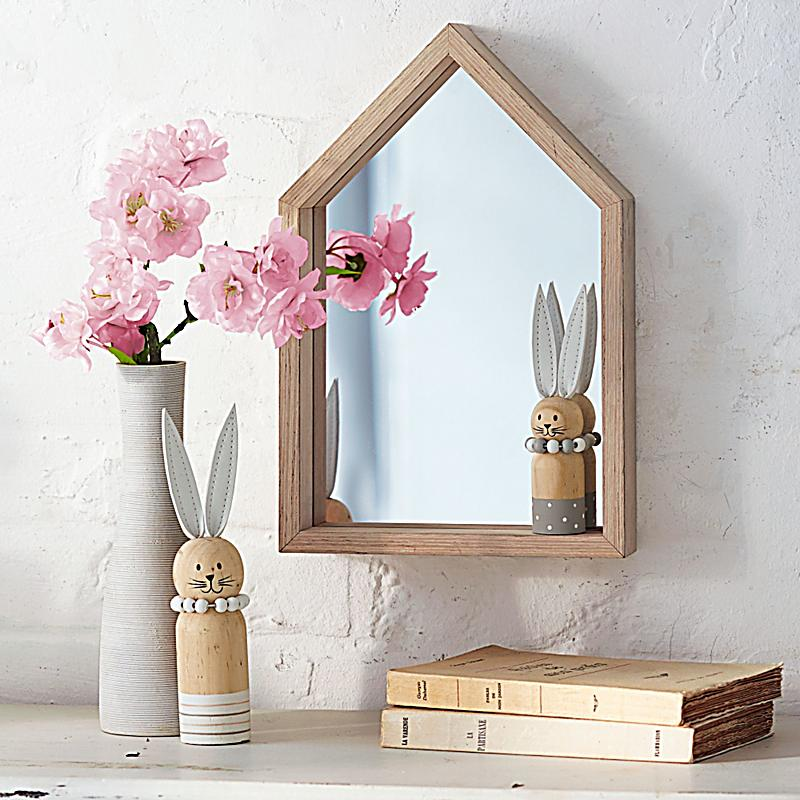 deko objekt spiegel house jetzt bei bestellen. Black Bedroom Furniture Sets. Home Design Ideas
