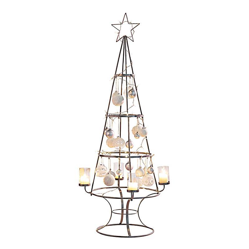 Deko objekt weihnachtsbaum jetzt bei bestellen - Christbaum alternative ...