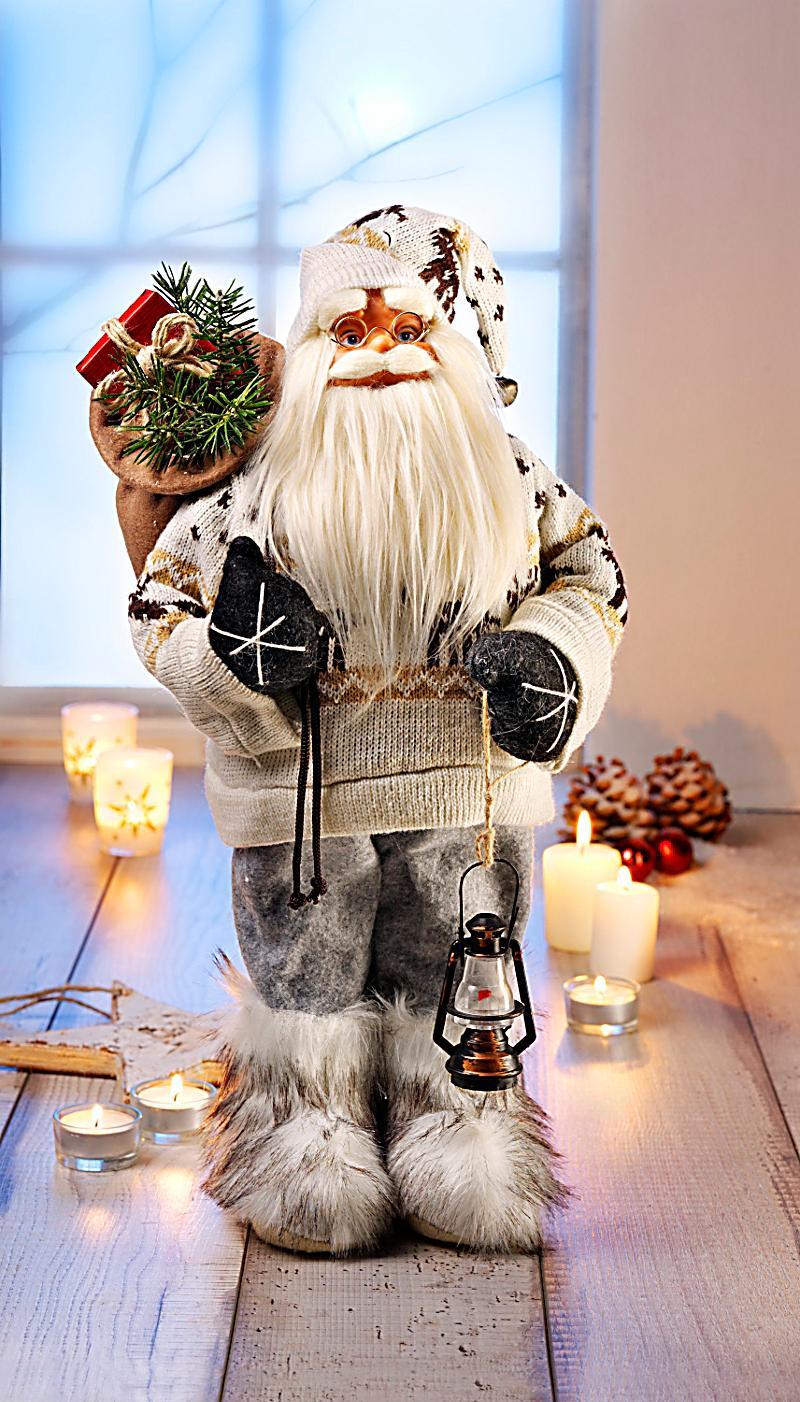 Deko Weihnachtsmann Claus Jetzt Bei Bestellen