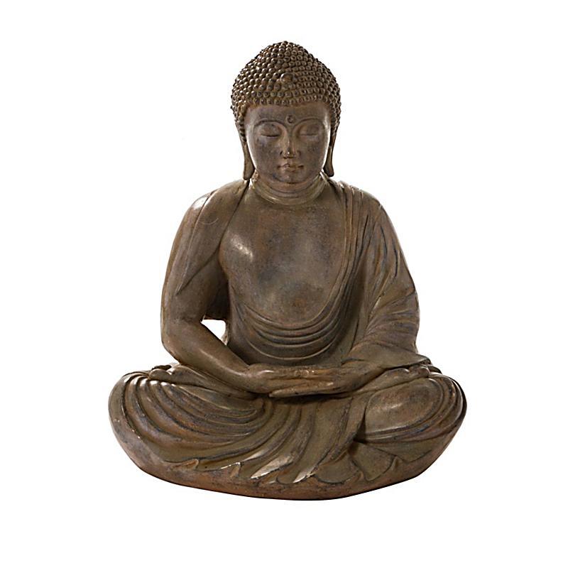 Dekofigur buddha meditas jetzt bei bestellen for Buddha bestellen