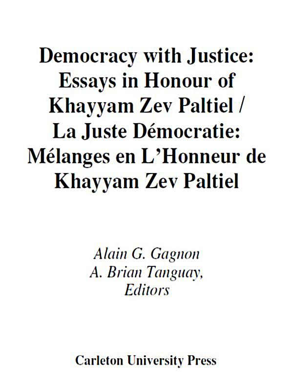 justice and democracy essays for brian barry According to the theory of justice as impartiality,  justice as impartiality brian barry no preview  theories of justice democracy and power: essays in.