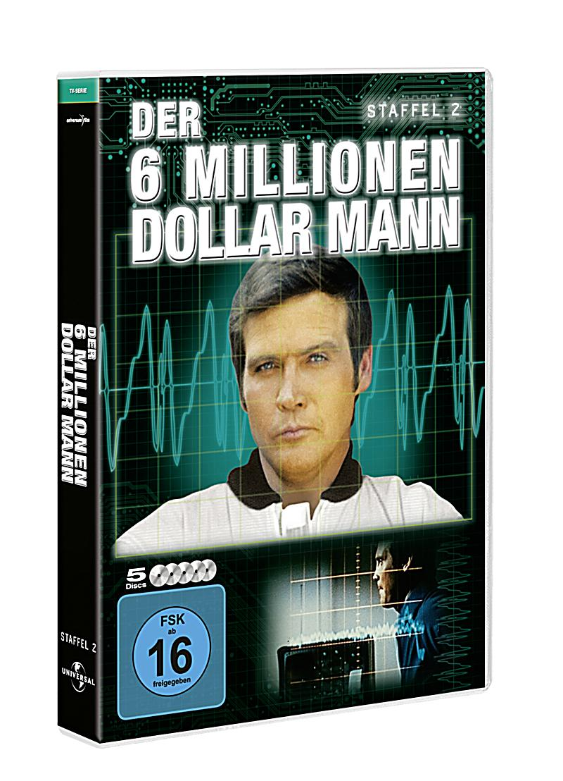 6 millionen dollar mann