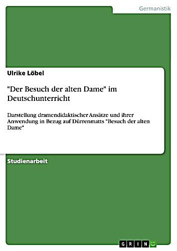 Der Besuch Der Alten Dame Durrenmatt | Download eBook …