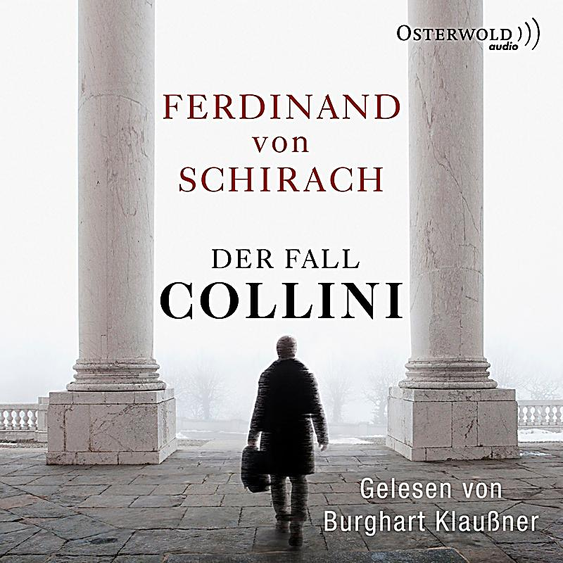 Der Fall Collini, 3 Audio-CDs Hörbuch bei Weltbild.ch