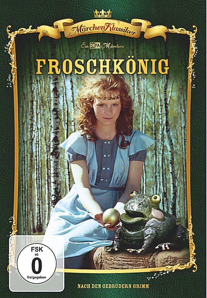 der froschk246nig dvd jetzt bei weltbildde online bestellen