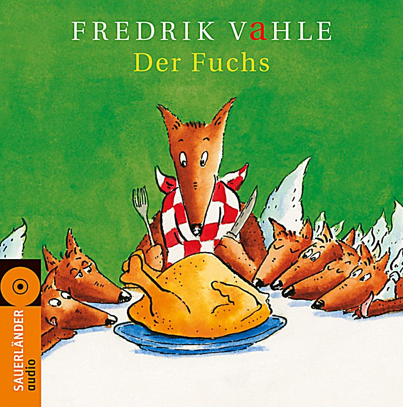 der fuchs ab 4 jahre cd von fredrik vahle bei. Black Bedroom Furniture Sets. Home Design Ideas