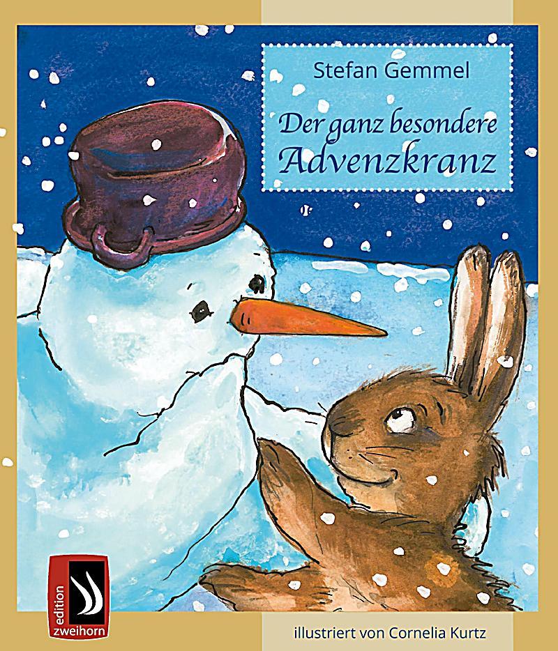 Der Ganz Besondere Adventskranz Buch Bei Weltbild.de Bestellen
