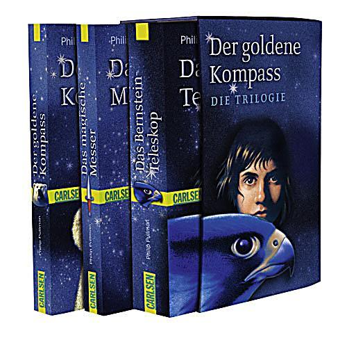 Der Goldene Kompass Buch Der Goldene Kompass Trilogie