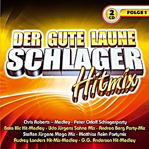 der gute laune schlager hitmix folge 1 cd bei. Black Bedroom Furniture Sets. Home Design Ideas