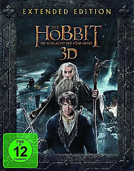 Der Hobbit Die Schlacht Der Fünf Heere 3d