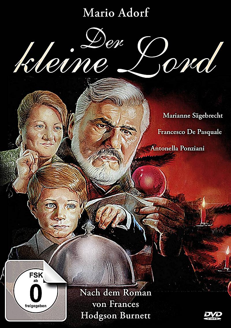 der kleine lord mario adorf dvd bei bestellen. Black Bedroom Furniture Sets. Home Design Ideas