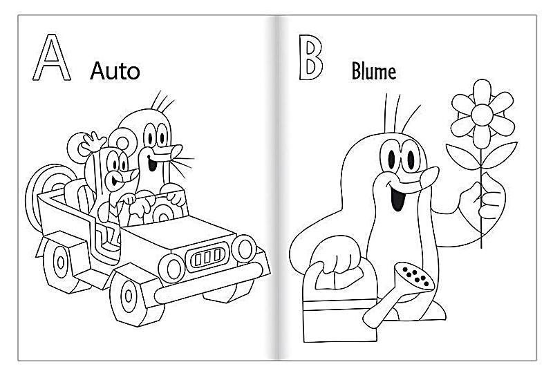 Gemütlich Malbücher Auf Spanisch Fotos - Ideen färben - blsbooks.com
