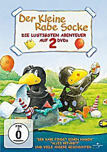 Der Kleine Rabe Socke 2