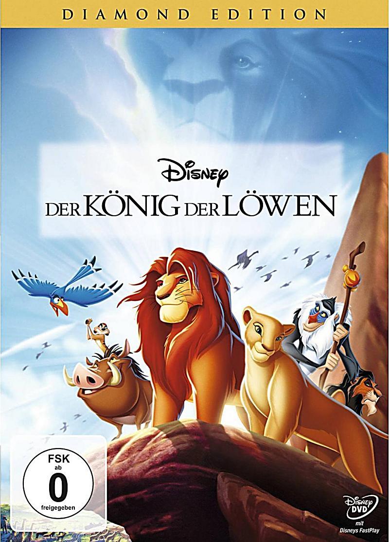 König Der Löwen Dvd