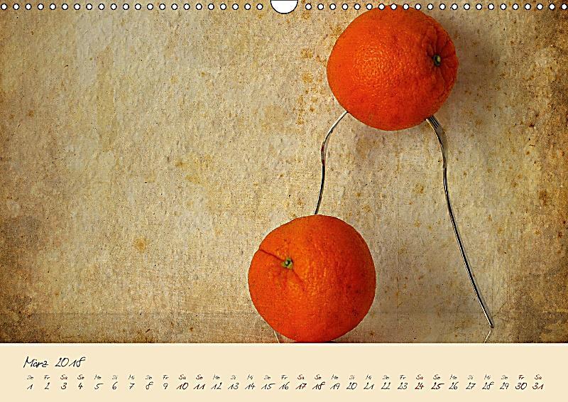 Der k chenkalender wandkalender 2018 din a3 quer - Klebefliesen ka chenwand ...