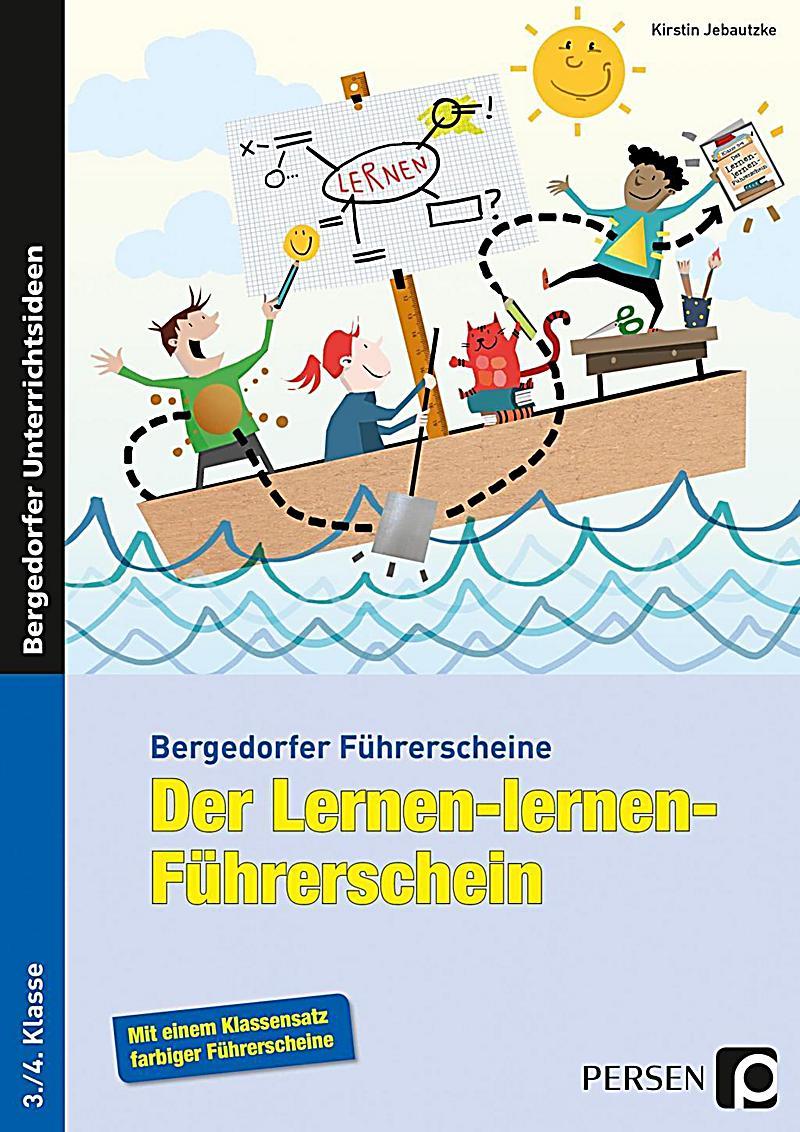 Arbeitsblatt Meine Schultasche : Der lernen führerschein klasse buch