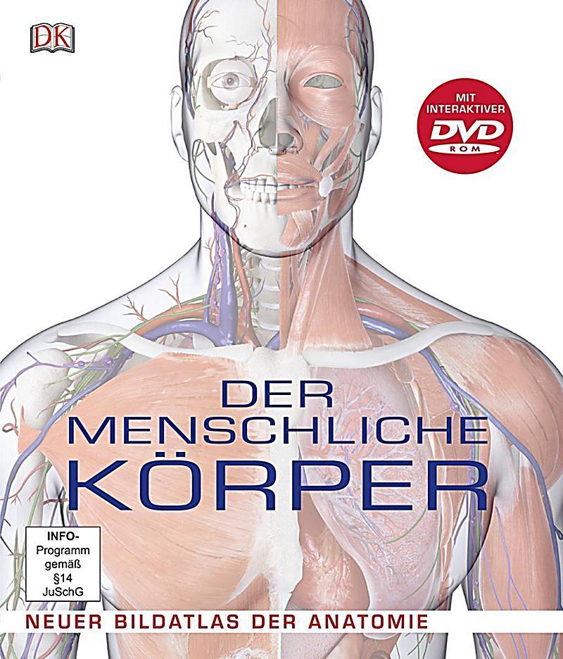 Der menschliche Körper, m. DVD-ROM Buch portofrei bei Weltbild.de