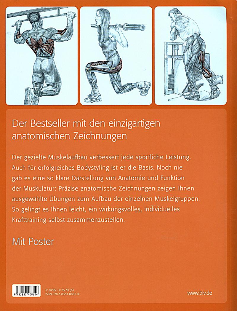 Der neue Muskel Guide Buch portofrei bei Weltbild.ch bestellen