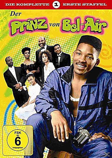 Der Prinz von Bel Air - Staffel 1 (5 DVDs)