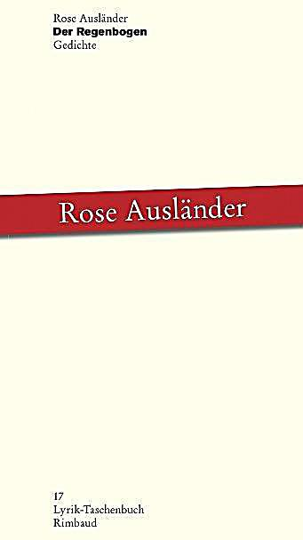 der regenbogen buch von rose ausl nder bei bestellen. Black Bedroom Furniture Sets. Home Design Ideas