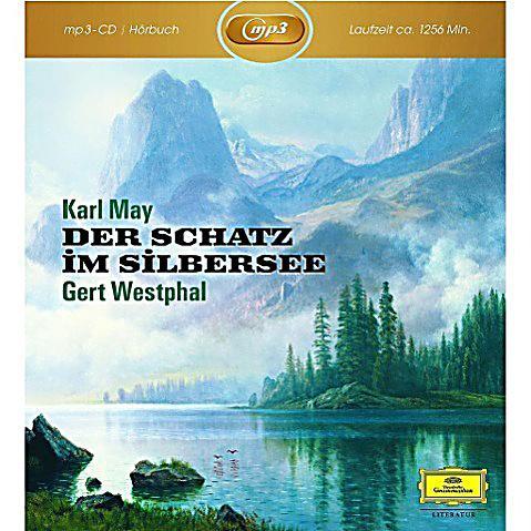 Der schatz im silbersee 2 mp3 cds h rbuch g nstig bestellen for Der schatz im silbersee