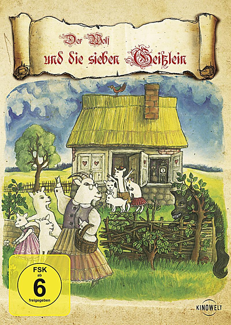 Der Wolf Und Die Sieben Geißlein Film