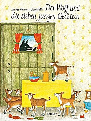 der wolf und die sieben jungen geisslein buch - weltbild.ch