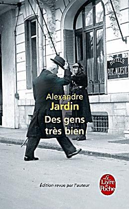 Des gens tr s bien buch jetzt bei online bestellen for Alexandre jardin epub