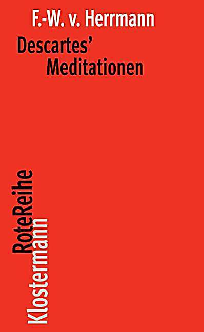 descartes meditation 1 Outline of descartes meditations on first philosophy this summary of descartes meditations includes dualism, and the trademark and ontological arguments.