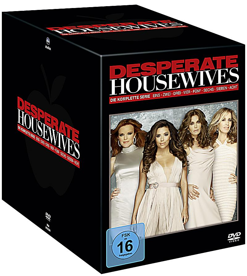 desperate housewives die komplette serie dvd. Black Bedroom Furniture Sets. Home Design Ideas