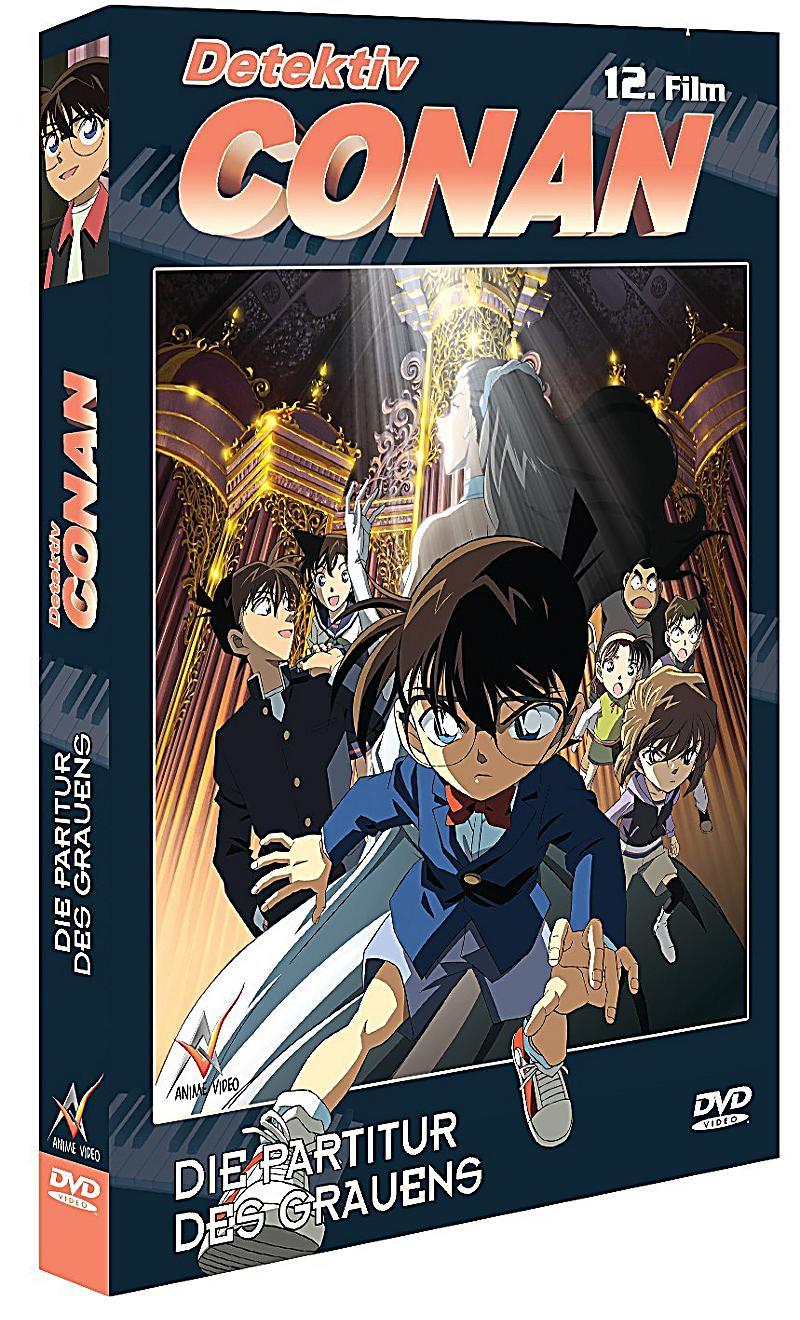 Detektiv Conan  Die Partitur des Grauens DVD  Weltbildch