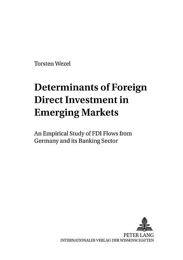 Attracting quality foreign direct investment in developing countries