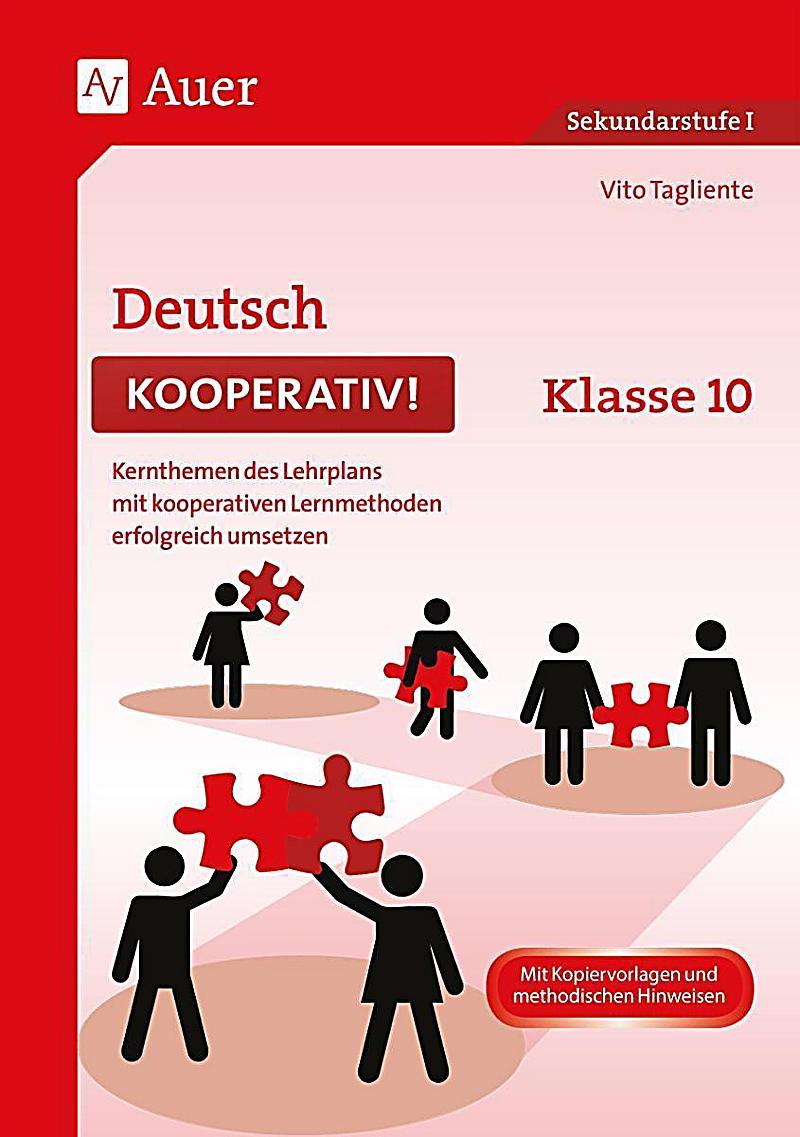 deutsch kooperativ klasse 10 buch portofrei bei weltbildde