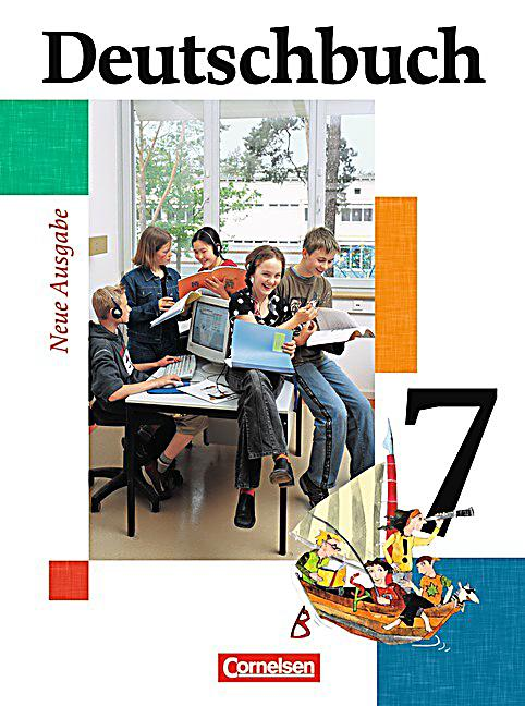 deutschbuch gymnasium allgemeine ausgabe neue ausgabe 7 schuljahr sch lerbuch buch. Black Bedroom Furniture Sets. Home Design Ideas