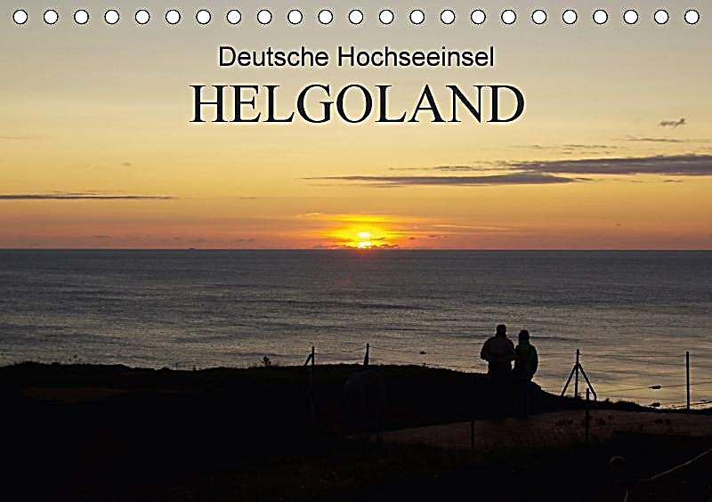 deutsche hochseeinsel helgoland tischkalender 2018 din a5. Black Bedroom Furniture Sets. Home Design Ideas