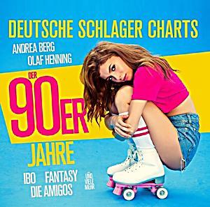 Deutsche schlager charts der 90er jahre cd bei - 90er jahre deko ...