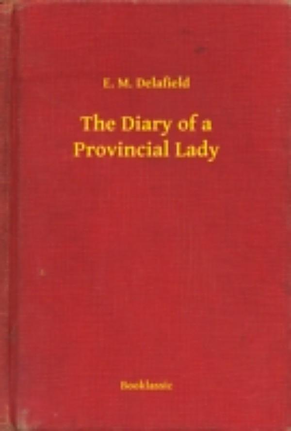 Diary Of A Provincial Lady Ebook Jetzt Bei Weltbild De