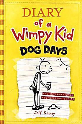 diary of a wimpy kid pdf dog days