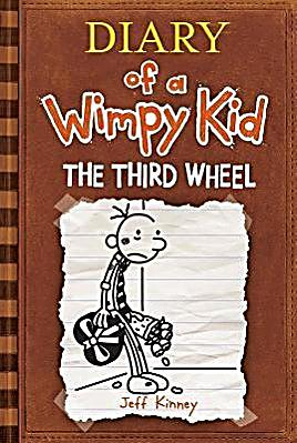diary of a wimpy kid the third wheel pdf
