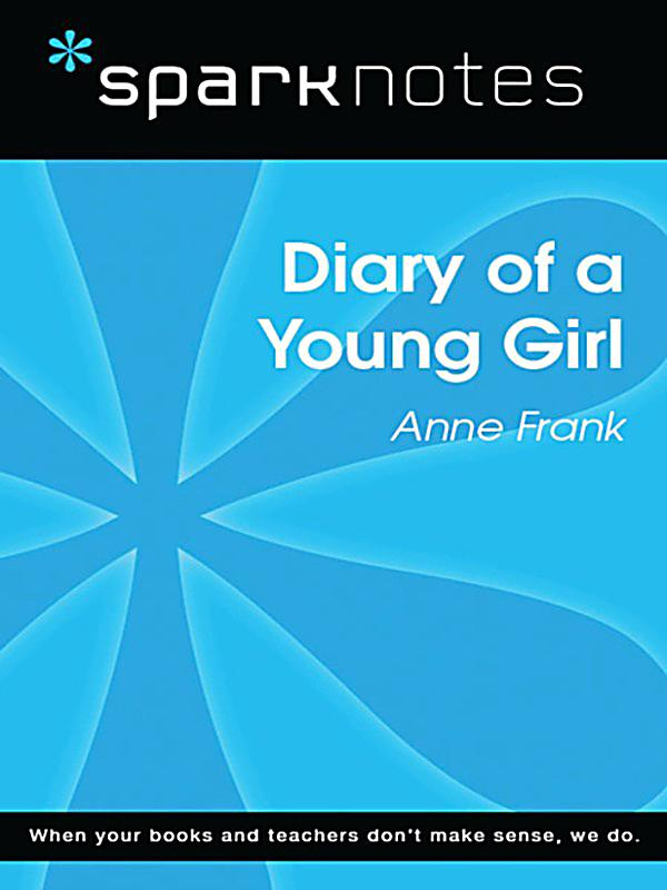 an analysis of the diary of young girl by anne frank Anne a thirteen year old girl, lives in holland where the nazi's and hitler are taking over and her family is next to be sent off to the concentration camps.
