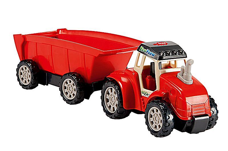 Dickie eco farm traktor jetzt bei weltbild bestellen