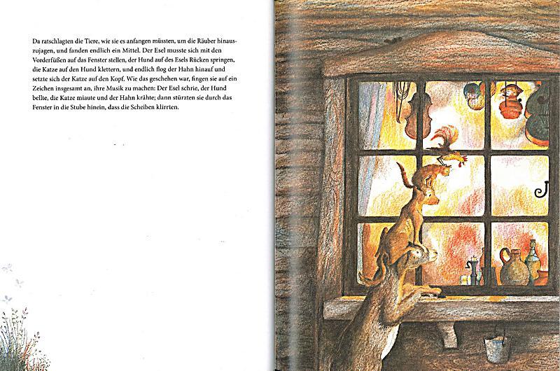 Die 10 schönsten Märchen der Brüder Grimm Weltbild-Ausgabe portofrei