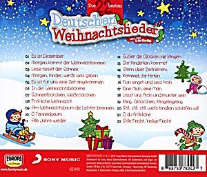 die 22 besten deutschen weihnachtslieder von felix die. Black Bedroom Furniture Sets. Home Design Ideas