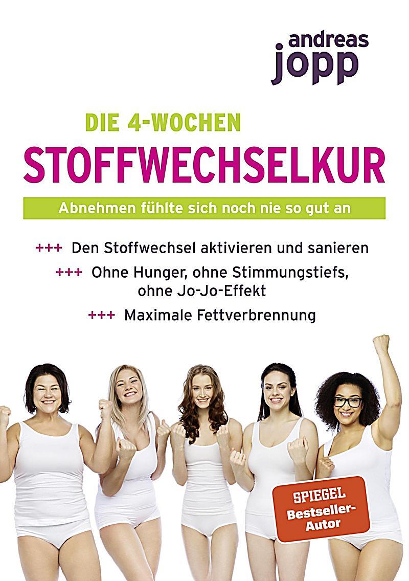 Die 4-Wochen Stoffwechselkur Buch portofrei bei Weltbild.de