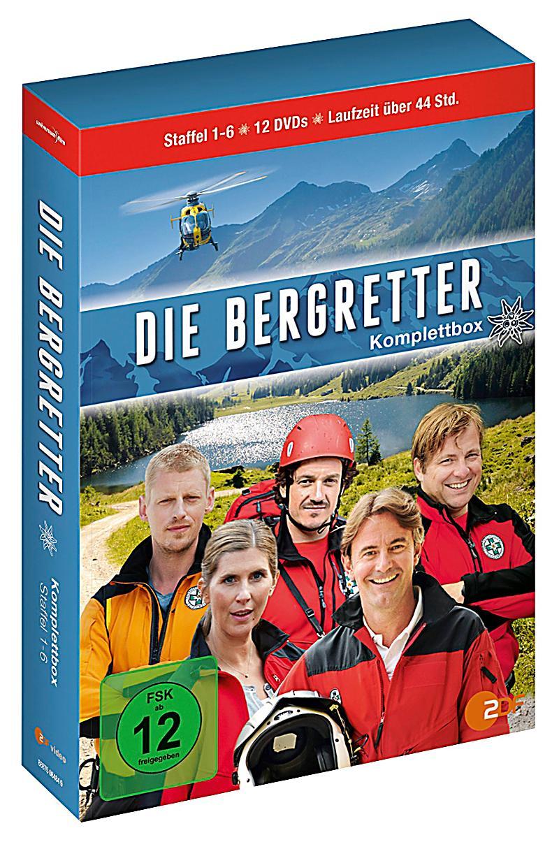 Die Bergretter Staffel 6