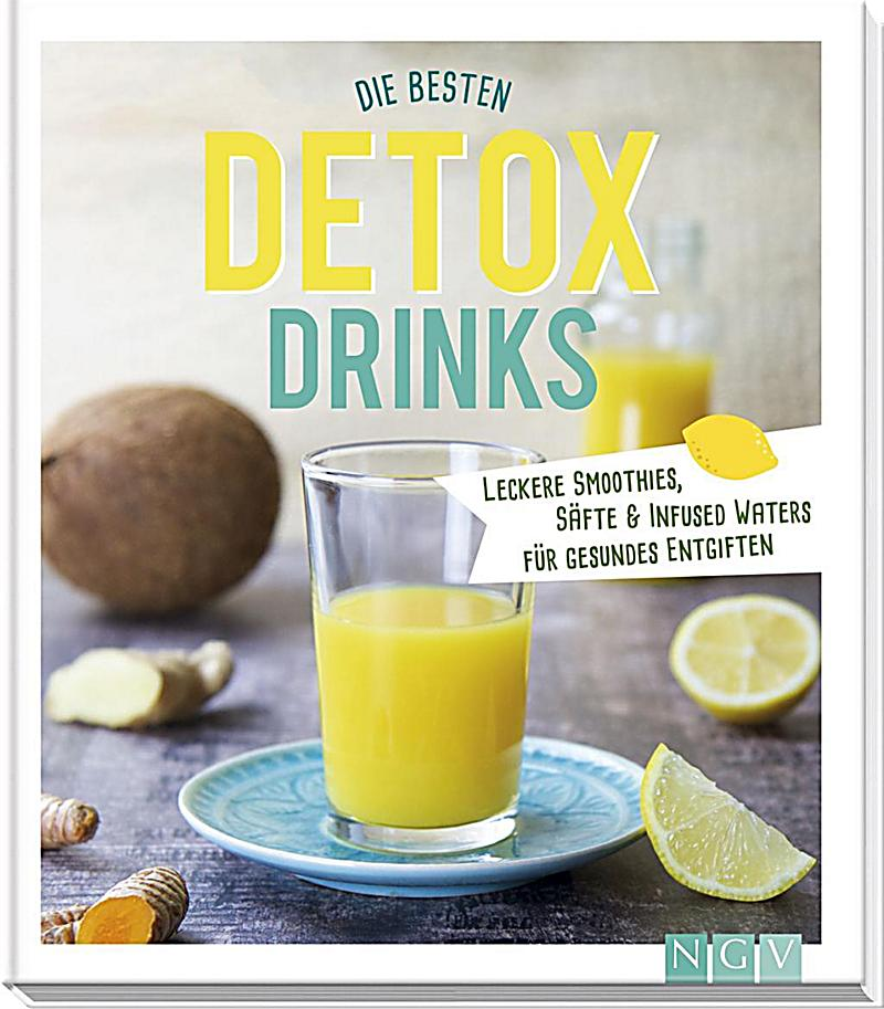 Die besten Detox-Drinks Buch bei Weltbild.de online bestellen
