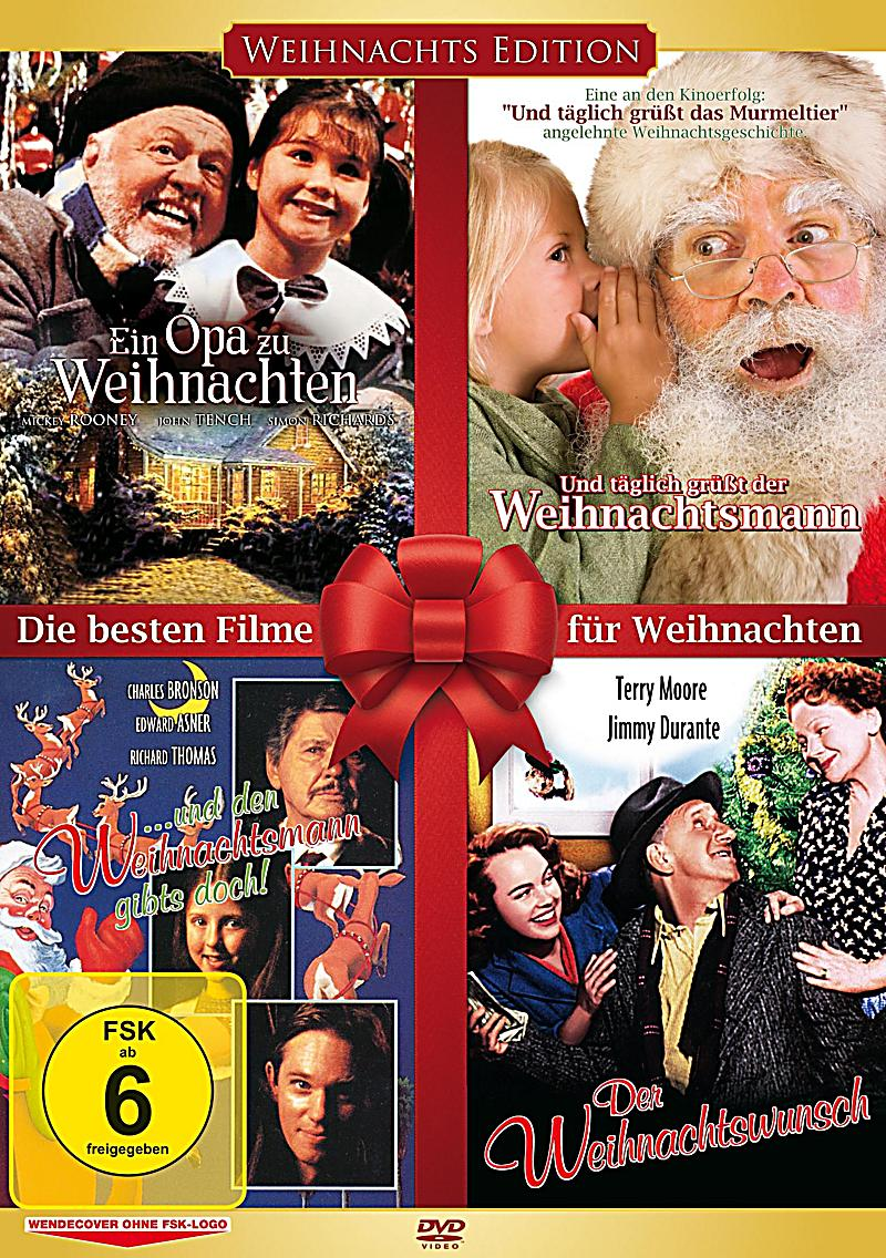 die besten filme f r weihnachten dvd bei bestellen. Black Bedroom Furniture Sets. Home Design Ideas